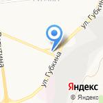 Стар-Ойл Плюс на карте Белгорода