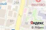 Схема проезда до компании ФБК в Белгороде