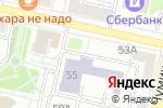 Схема проезда до компании БАРС в Белгороде