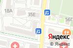 Схема проезда до компании Технический центр в Белгороде