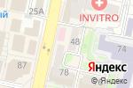 Схема проезда до компании Ветеринарная аптека №1 в Белгороде