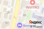 Схема проезда до компании Мир соли в Белгороде