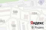 Схема проезда до компании ЖЭУ БелгородСтрой в Белгороде