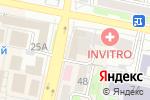 Схема проезда до компании Нотариус Рябенко И.А. в Белгороде