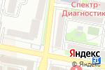 Схема проезда до компании Центральная детская библиотека им. А. Гайдара в Белгороде