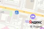 Схема проезда до компании Газпром Межрегионгаз Белгород в Белгороде