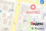 Схема проезда до компании City в Белгороде