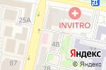 Схема проезда до компании Книжный клуб семейного досуга в Белгороде