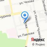 Адвокатское бюро №1 на карте Белгорода
