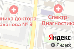 Схема проезда до компании Прииск в Белгороде
