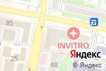 Схема проезда до компании YOGA31.RU в Белгороде
