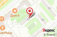 Схема проезда до компании Декобрик в Обнинске