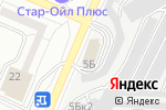 Схема проезда до компании Гараж в Белгороде