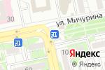 Схема проезда до компании Юля в Белгороде