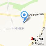 Фермер на карте Белгорода
