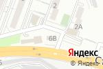 Схема проезда до компании Аристократ в Белгороде