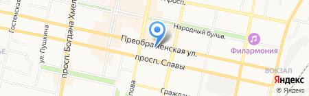 УФНС на карте Белгорода