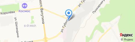 Стройдом-31 на карте Белгорода