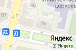 Схема проезда до компании Мебель-маркет в Белгороде