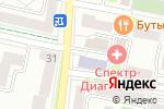 Схема проезда до компании Центральная городская библиотека им. Н. Островского в Белгороде
