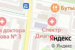 Схема проезда до компании Нотариус Шевченко Ю.В. в Белгороде