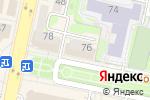 Схема проезда до компании Охота в Белгороде