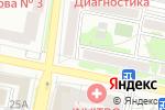 Схема проезда до компании Boutique Space в Белгороде