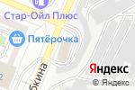 Схема проезда до компании Гараж 31 в Белгороде