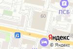 Схема проезда до компании Белгород в Белгороде