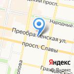 Управление Федеральной налоговой службы России по Белгородской области на карте Белгорода