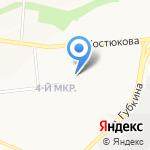 Участковый пункт полиции №26 на карте Белгорода
