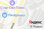 Схема проезда до компании НЕОНИКА в Белгороде