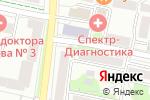 Схема проезда до компании Управление потребительского рынка в Белгороде
