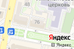 Схема проезда до компании Стало Мало в Белгороде