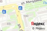 Схема проезда до компании Сказочное событие в Белгороде
