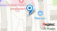 Компания ГРАНИКС на карте