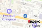 Схема проезда до компании Росбанк, ПАО в Белгороде