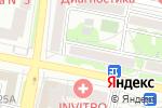 Схема проезда до компании Академия Слуха в Белгороде