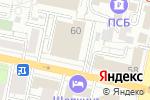 Схема проезда до компании Мир Белогорья в Белгороде