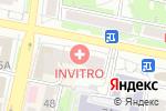 Схема проезда до компании Клиника доктора Маханова в Белгороде
