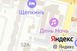Схема проезда до компании Союз писателей России в Белгороде