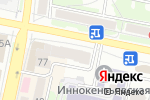 Схема проезда до компании Аптечный дом в Белгороде