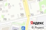 Схема проезда до компании Малинов Яр в Белгороде