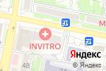 Схема проезда до компании Ринтек в Белгороде