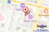 Схема проезда до компании Дом в Белгороде