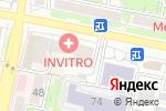 Схема проезда до компании Информационные технологические системы в Белгороде