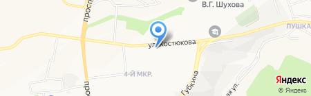 Цифровой фото сервис на карте Белгорода