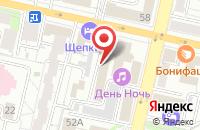 Схема проезда до компании Белгородские кредитные юристы в Белгороде