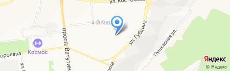 Престиж на карте Белгорода