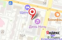 Схема проезда до компании Тепло Маркет в Белгороде